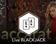 Ontdek online live blackjack